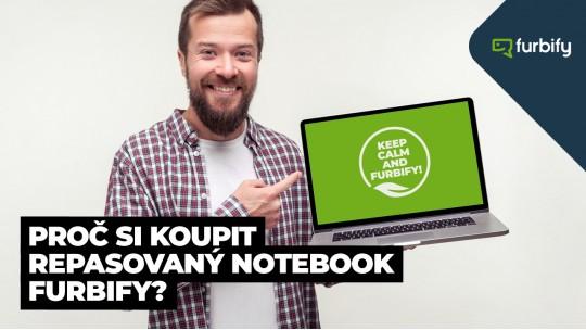 Proč si koupit repasovaný notebook a PC od furbify?