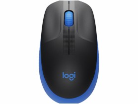 Logitech Wireless Mouse M190, Blue