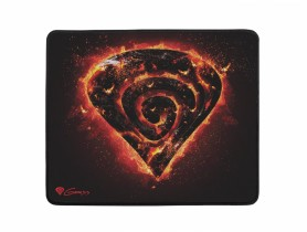 Genesis Carbon 500 M Fire (M12 FIRE), 300 x 250 x 2,5 mm Mouse pad - 1470018