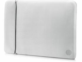 "HP 15.6"" Reversible Sleeve – Black/Silver Taška na notebook - 1540032"