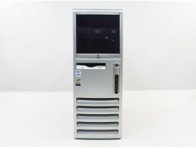 HP Compaq dc7700p CMT repasované pc - 1604377
