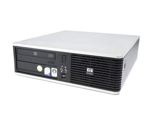 HP Compaq dc7900 SFF repasované pc, C2D E8400, GMA 4500, 4GB DDR2 RAM, 160GB HDD - 1605026 #1