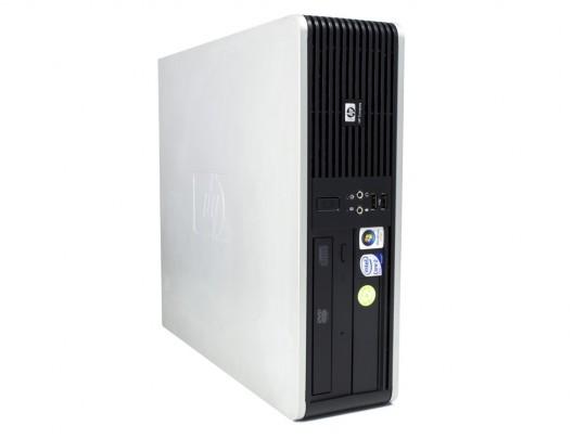HP Compaq dc7900 SFF repasované pc, C2D E7300, Intel GMA, 4GB DDR2 RAM, 250GB HDD - 1605049 #3
