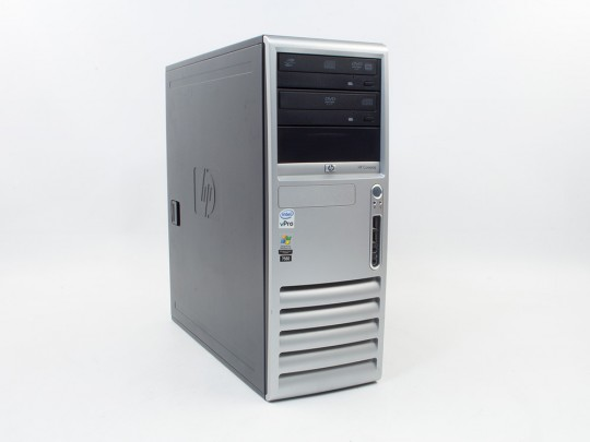 HP Compaq dc7700p CMT repasované pc, C2D E6600, GMA 3000, 4GB DDR2 RAM, 250GB HDD - 1605126 #1