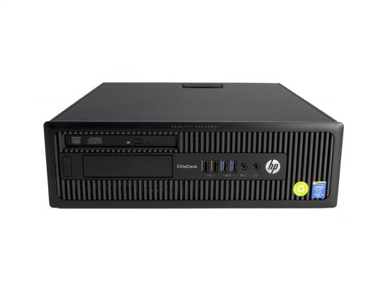 HP EliteDesk 800 G2 SFF repasované pc, Intel Core i5-6500, HD 530, 8GB DDR4 RAM, 128GB SSD - 1605459 #3