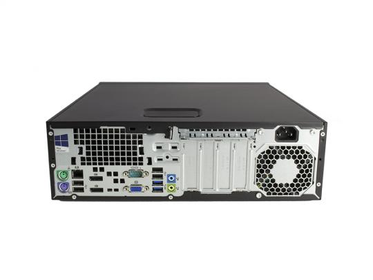 HP EliteDesk 800 G2 SFF repasované pc, Intel Core i5-6500, HD 530, 8GB DDR4 RAM, 128GB SSD - 1605459 #5
