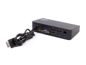 Lenovo ThinkPad OneLink+ Dock (40A4) with 90W adapter Dokovací stanice - 2060047 (použitý produkt)