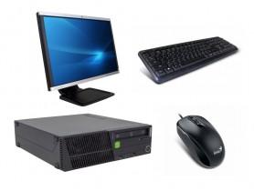 """Lenovo ThinkCentre M92p SFF + Monitor 22"""" Compaq LA2205wg + Keyboard & Mouse pc sestava - 2070151"""