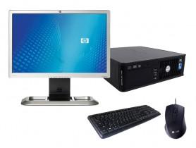 Dell OptiPlex 760 SFF + Monitor HP L2045W + Klávesnica a Myš repasované pc - 2070165