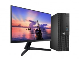 Dell OptiPlex 3050 SFF + LED Samsung T35F, FullHD, 75Hz Monitor (Quality New) PC sestava - 2070308