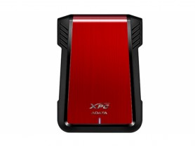 """ADATA EX500 Ext. box pro HDD/SSD 2,5"""" RED HDD adapter - 2210006"""