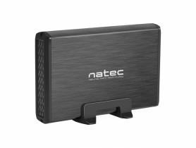 "Natec External box, HDD 3,5"" USB 3.0 Natec Rhino + AC Adapter HDD adapter - 2210007"