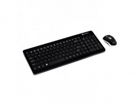 Canyon CNS HSETW3 SK, Wireless Keyboard and Mouse Combo, Media Keyboard and mouse set - 2260001